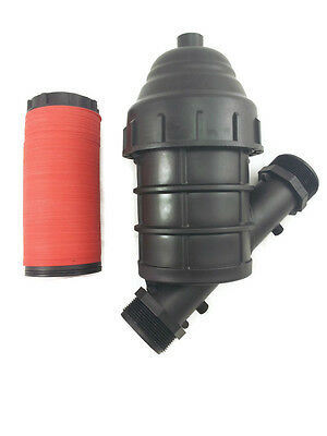 """In line Disc Strainer 