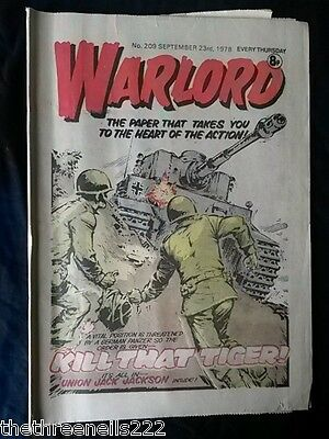 Warlord #209 - Sept 23 1978