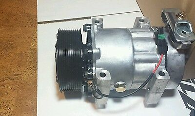 QUE PRODUCTS QP7H15-0318 COMPRESSOR air conditioning cooling Monaco  RV NEW.