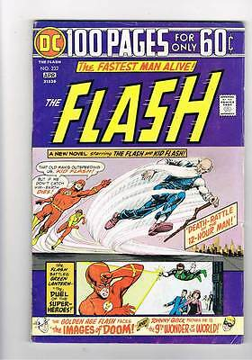 Flash # 232 100 page Special GA Flash grade 5.5 scarce hot book !!