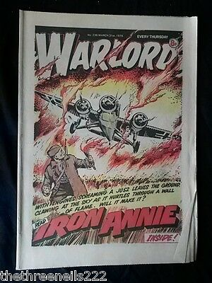 Warlord #236 - March 31 1979