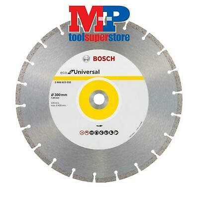 Bosch 2608602796 Grinder Petrol Cut Off Diamond Cutting Disc 300Mm