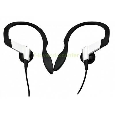 Cascos Auriculares Deporte Correr Running para iPhone iPod Samsung MP3