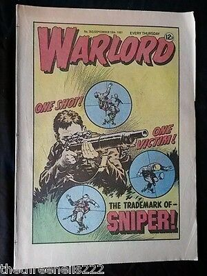 Warlord #365 - Sept 19 1981