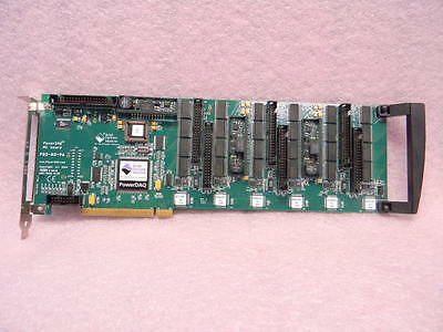 PowerDAQ PD2-AO-96/16 96 Channel 16-Bit High-Speed PCI Analog Output Board
