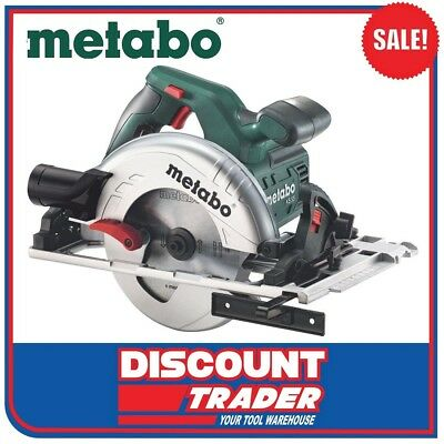 Metabo 1200 Watt Circular Saw 160mm - KS 55 FS