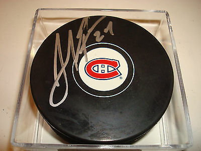 Jarred Tinordi Autograph Team Usa Hockey Puck Signed Hockey-nhl Sports Mem, Cards & Fan Shop
