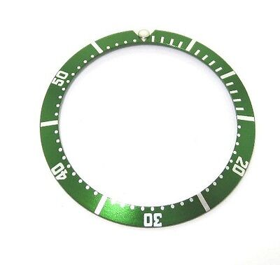 Bezel Insert For Omega Seamaster Proffessional 200 Green