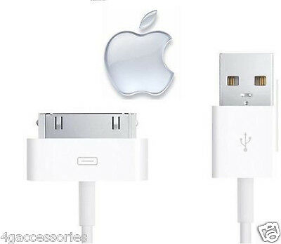 iTUNES USB SYNC DATA CHARGER CABLE FOR IPOD NANO 3rd 4th 5th 6th GENERATION