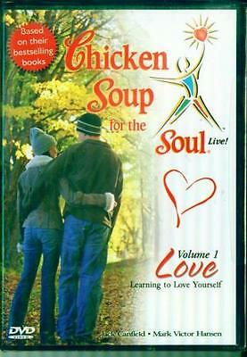 CHICKEN SOUP FOR THE SOUL LIVE!1-2-3-Love,Parenting,Living Your Dreams NEW 3 DVD