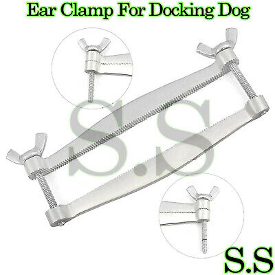 Ear Clamps For Docking Dog, VT-1116