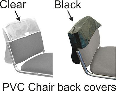 Plastic Cover For Back Of Chair In Hairdressing Hair Salons Various Types