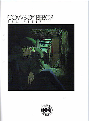 Cowboy Bebop: The After SC Japanese Text/Gallery/2002 Newtype 100% Collection