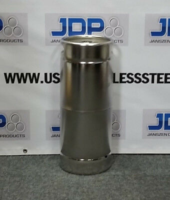 5 gallon Stainless Steel Keg NEW (1/6) without spear  HOMEBREW KEG