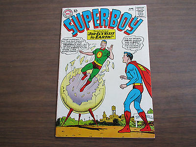 Vf (8.0) Superboy #121  June . 1965