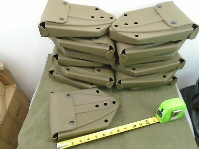 Genuine Us Military Surplus Entrenching Tool Folding Shovel Cover Pouch New