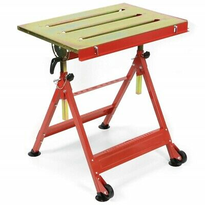 Heavy Duty Portable Welding Table Work Bench For Mig Tig Welder