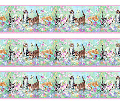 Dolls House Wallpaper Border 77 in long Kitchen  Quality Paper 1//12th 1//24th B52