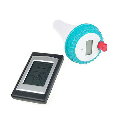 Digital Swimming Pool SPA Thermometer With Professional Wireless