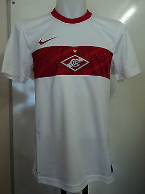 Spartak Moscow 2011/12 Away Shirt By Nike Adults Size Medium Brand New With Tags