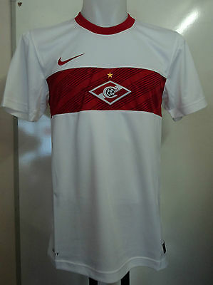 Spartak Moscow 2011/12 Away Shirt By Nike Size Xl Brand New With Tags