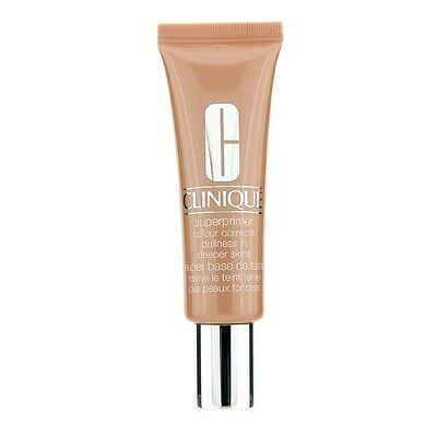 Clinique SuperPrimer Colour Corrects - # Dullness in Depper Skins (Brown) 30ml