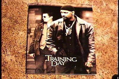 Training Day  Press Kit W 3 Photos Denzel Washington