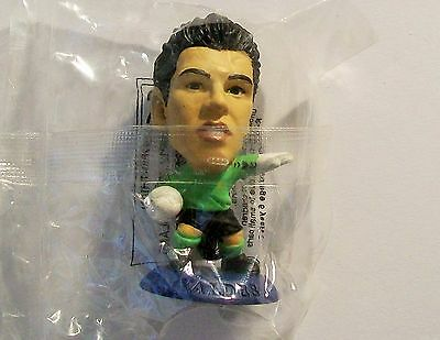 Microstars BARCELONA (GOAL AWAY) VALDES Japan S14 BLUE BASE MC8742 RARE