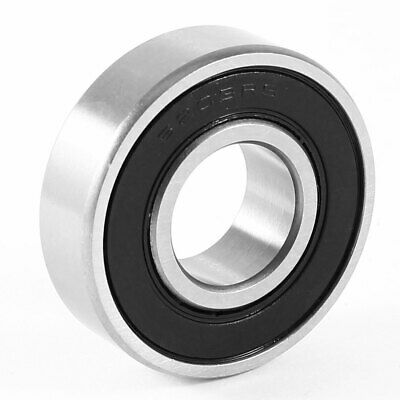 17mm x 40mm x 12mm Shielded Deep Groove Radial Ball Bearing 6203RS