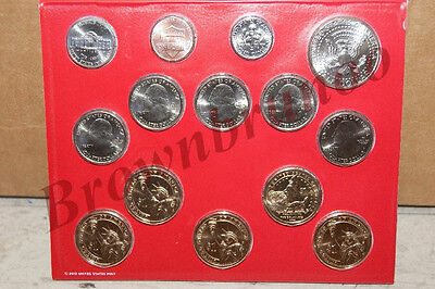 2014 D United States Mint Uncirculated Coin Set 14 Coins DENVER Mint