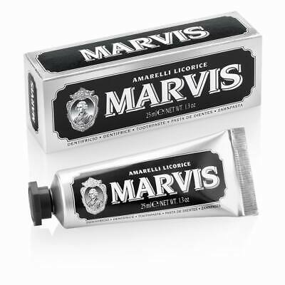 MARVIS Amarelli Licorice 25ml Zahnpasta