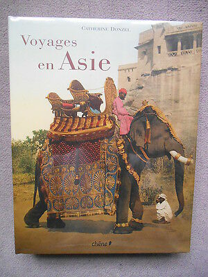 Voyages En Asie Catherine Donzel Neuf Sous Blister