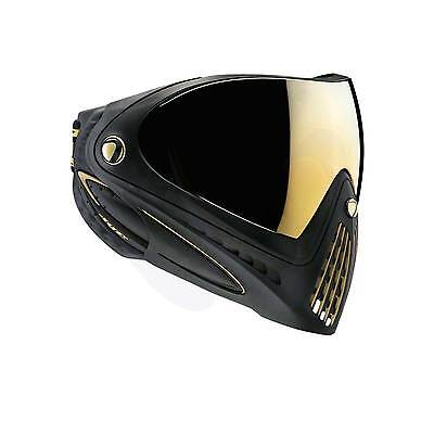 New Dye i4 Pro Special Edition Paintball Mask -  Black/ Gold