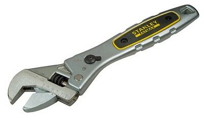 Stanley FMHT0-72185 FatMax Ratcheting Adjustable Wrench 250mm STA072185