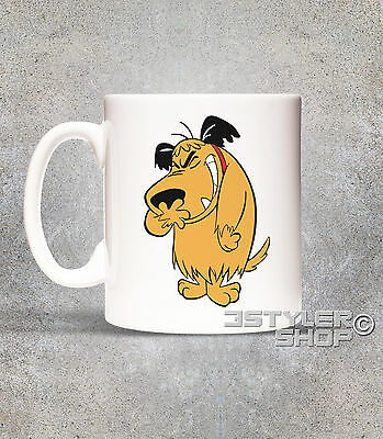 Tazza Mug Muttley 1 - Wacky Races con Dick Dastardly, Penelope Pitstop, Clyde