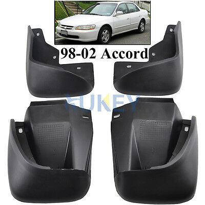 Splash Guard Fit For Honda Accord Sedan 1998-2002 Mud Flap Mudguard 2001 2000 99