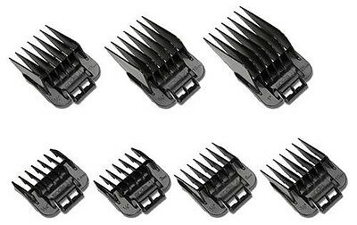 Andis Improved Master Clipper Model # 01380 - 7 Combs