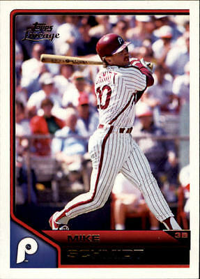 2011 Topps Lineage #53 Mike Schmidt