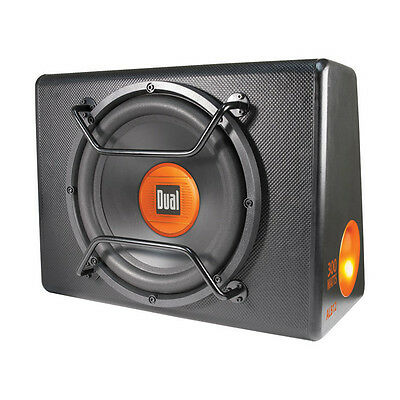 """12"""" Amplified Woofer Box 300w Max Dual Alb12 Woofer Boxes/tube"""