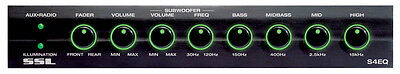 Equalizer 4 Band Passive Soundstorm S4eq Signal Processors