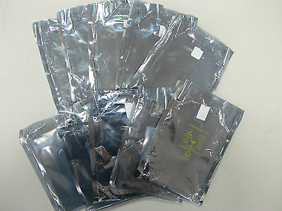 10x HDD Size (15cm x 19cm) Anti Static Bags (USED) Various      ** BEST PRICE **