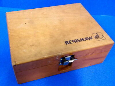 RENISHAW PROBE SET *MISSING 3 PROBE* *kjs*