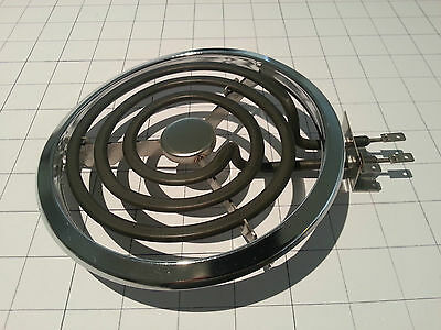 Westinghouse/chef Hot Plate Element Small  Coil Fixed Bracket With Dress Trim