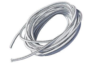 "USA 3/16"" x 10' Bungee Cord Shock Cord Bungie Cord Marine Grade Stretch Cord WHT"