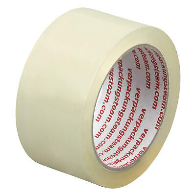 36 x Klebeband PP 50 mm x 66 m low noise 50 my transparent leise Packband