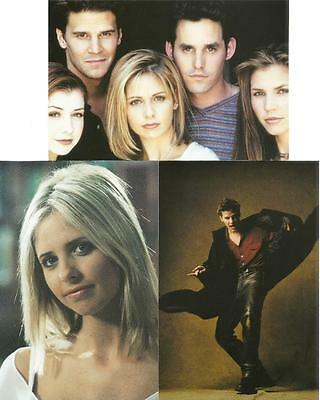 Buffy the Vampire Slayer Photocard Set of 54 from Inkworks [ Photo Cards ]