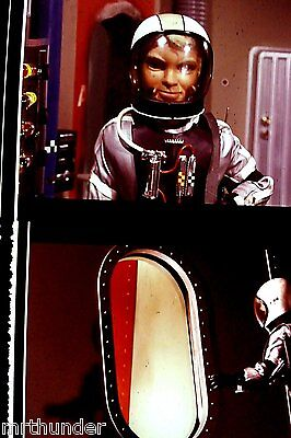 Gerry Anderson's Thunderbirds 16mm Colour Film Half Frames Alan Tracy Astronaut