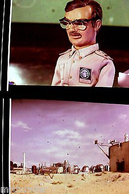 Gerry Anderson'sThunderbirds16mm Colour Film 1/2 Frames - Controller Puppet B