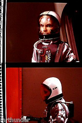 Gerry Anderson Thunderbirds 16mm Colour Film Half Frames Alan Tracy Astronaut B
