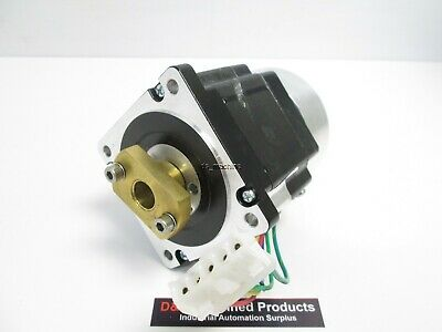 HSI SP187 Stepper Motor Linear Actuator, Missing Bearings & Encoder (FOR PARTS)